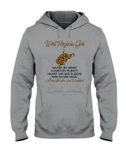 WEST VIRGINIA GIRL LOVE BY PLENTY Hooded Sweatshirt thumbnail