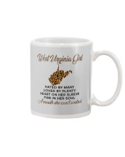 WEST VIRGINIA GIRL LOVE BY PLENTY Mug thumbnail