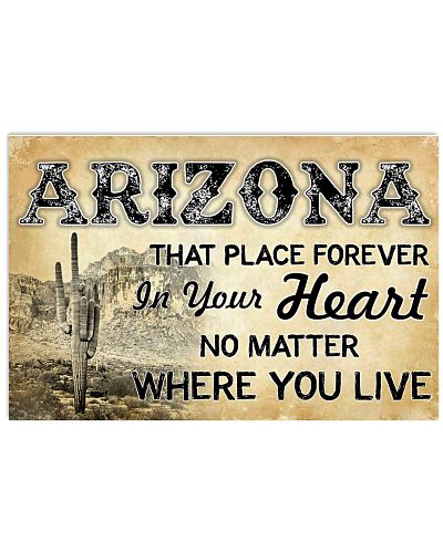 ARIZONA THAT PLACE FOREVER IN YOUR HEART