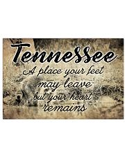 TENNESSEE A PLACE YOUR HEART REMAINS 24x16 Poster front