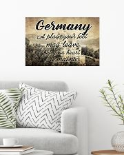 GERMANY A PLACE YOUR HEART REMAINS 24x16 Poster poster-landscape-24x16-lifestyle-01
