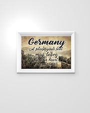 GERMANY A PLACE YOUR HEART REMAINS 24x16 Poster poster-landscape-24x16-lifestyle-02