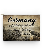 GERMANY A PLACE YOUR HEART REMAINS Accessory Pouch - Large thumbnail