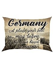 GERMANY A PLACE YOUR HEART REMAINS Rectangular Pillowcase thumbnail