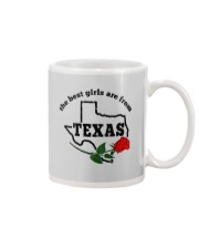 THE BEST GIRLS ARE FROM TEXAS Mug thumbnail