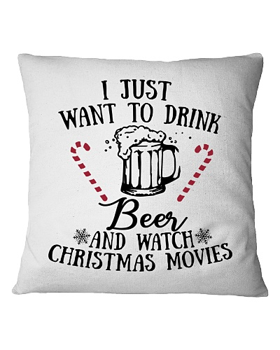 I JUST WANT TO DRINK BEER