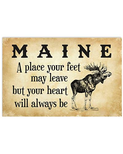 MAINE A PLACE YOUR HEART WILL ALWAYS BE