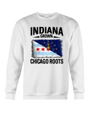 INDIANA GROWN CHICAGO ROOTS Crewneck Sweatshirt thumbnail