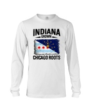 INDIANA GROWN CHICAGO ROOTS Long Sleeve Tee thumbnail