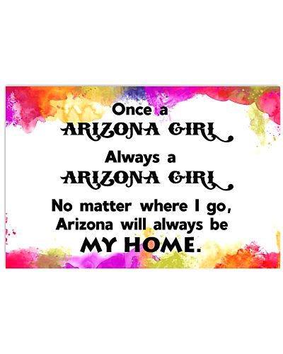 ARIZONA WILL ALWAYS BE MY HOME