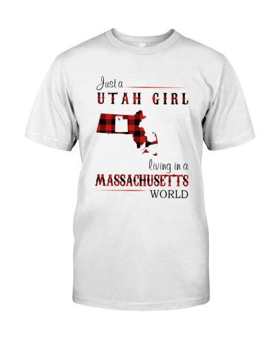 UTAH GIRL LIVING IN MASSACHUSETTS WORLD