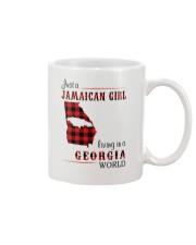 JAMAICAN GIRL LIVING IN GEORGIA WORLD Mug thumbnail