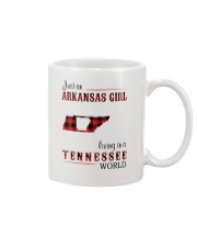 ARKANSAS GIRL LIVING IN TENNESSEE WORLD Mug thumbnail