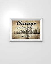 CHICAGO YOUR HEART REMAINS 24x16 Poster poster-landscape-24x16-lifestyle-02