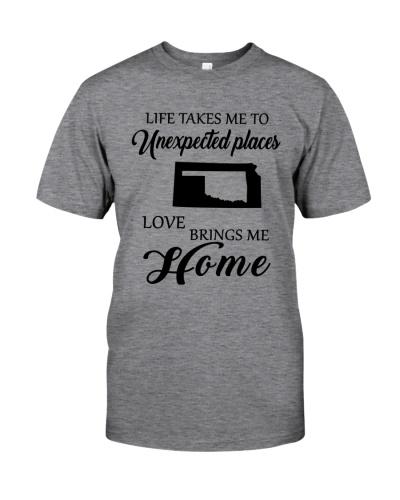 OKLAHOMA KANSAS LOVE BRINGS ME HOME