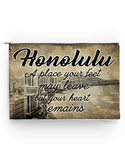 HONOLULU A PLACE YOUR HEART REMAINS Accessory Pouch - Large thumbnail