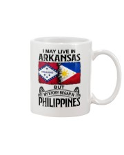 LIVE IN ARKANSAS BEGAN IN PHILIPPINES Mug thumbnail