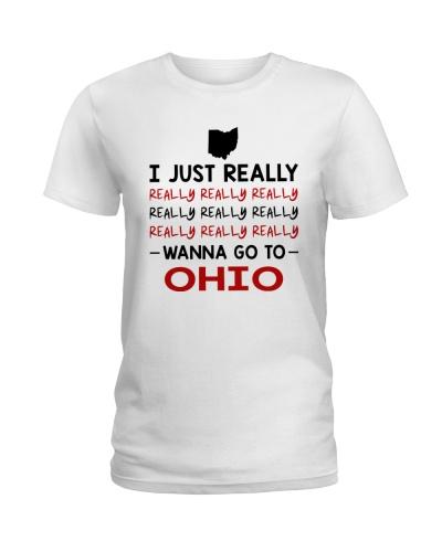 I WANNA GO TO OHIO