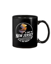 A TRIP TO NEW JERSEY IS ALL THE THERAPY Mug thumbnail