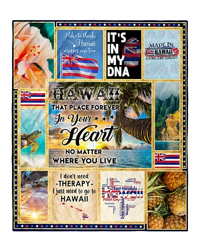 HAWAII IT'S IN MY DNA