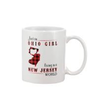 OHIO GIRL LIVING IN JERSEY WORLD Mug thumbnail
