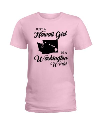 JUST A HAWAII GIRL IN WASHINGTON WORLD
