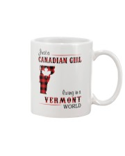 CANADIAN GIRL LIVING IN VERMONT WORLD Mug thumbnail