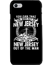 YOU CAN'T TAKE JERSEY  OUT OF MAN Phone Case thumbnail