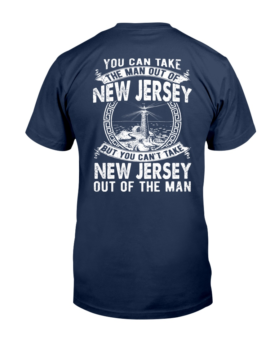 YOU CAN'T TAKE JERSEY  OUT OF MAN Classic T-Shirt