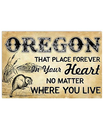 OREGON THAT PLACE FOREVER IN YOUR HEART
