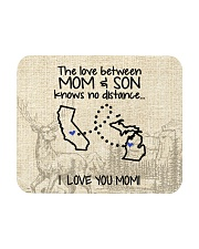 MICHIGAN CALIFORNIA THE LOVE MOM AND SON Mousepad thumbnail