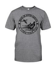 MADE IN SOUTH DAKOTA A LONG TIME AGO Classic T-Shirt front