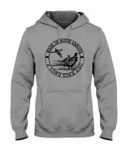 MADE IN SOUTH DAKOTA A LONG TIME AGO Hooded Sweatshirt thumbnail