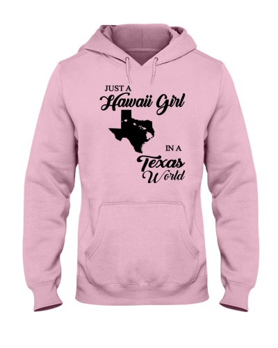 JUST A HAWAII GIRL IN A TEXAS WORLD