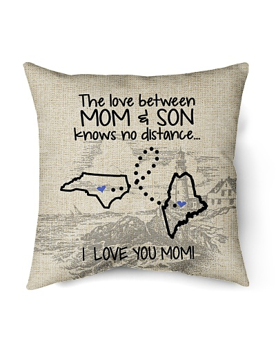 MAINE NORTH CAROLINA THE LOVE MOM AND SON