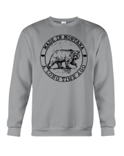 MADE IN MONTANA A LONG TIME AGO Crewneck Sweatshirt thumbnail