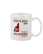 PUERTO RICAN GIRL LIVING IN NEW HAMPSHIRE WORLD Mug thumbnail