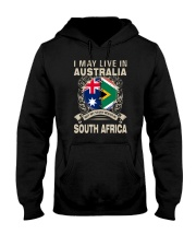 LIVE IN AUSTRALIA MY STORY IN SOUTH AFRICA Hooded Sweatshirt thumbnail