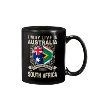 LIVE IN AUSTRALIA MY STORY IN SOUTH AFRICA Mug thumbnail