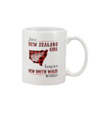 NEW ZEALAND GIRL LIVING IN NSW WORLD Mug thumbnail