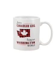 CANADIAN GIRL LIVING IN WASHINGTON WORLD Mug thumbnail