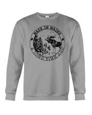 MADE IN MAINE A LONG TIME AGO Crewneck Sweatshirt thumbnail