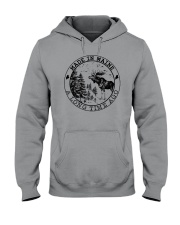 MADE IN MAINE A LONG TIME AGO Hooded Sweatshirt thumbnail