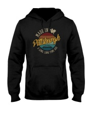 MADE IN PITTSBURGH A LONG TIME AGO VINTAGE Hooded Sweatshirt thumbnail