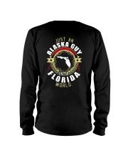 ALASKA GUY IN FLORIDA WORLD Long Sleeve Tee thumbnail