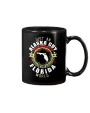 ALASKA GUY IN FLORIDA WORLD Mug thumbnail