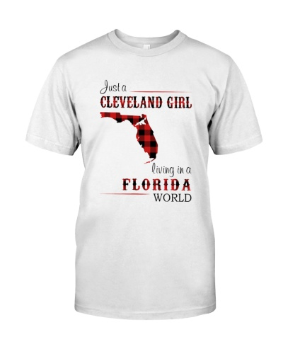 CLEVELAND GIRL LIVING IN FLORIDA WORLD