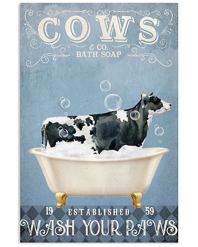 COWS BATH SOAP