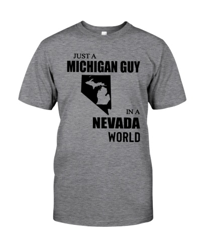 JUST A MICHIGAN GUY IN A NEVADA WORLD