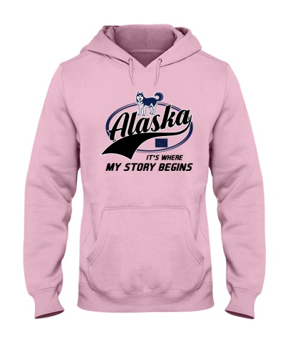 ALASKA WHERE MY STORY BEGINS